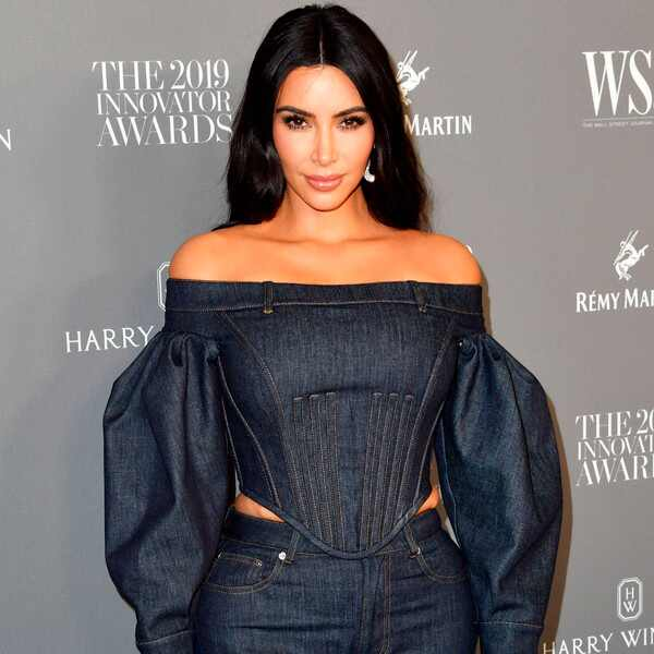 Kim Kardashian West, 2019 WSJ Magazine Innovator Awards, Fashion Police Widget