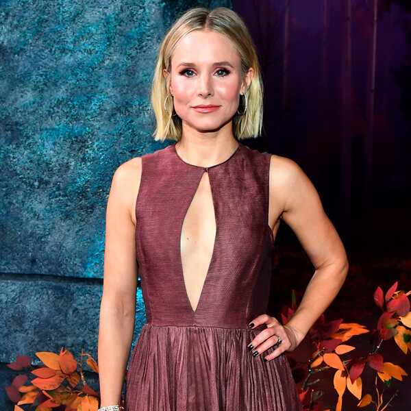 Kristen Bell, Fashion Police Widget