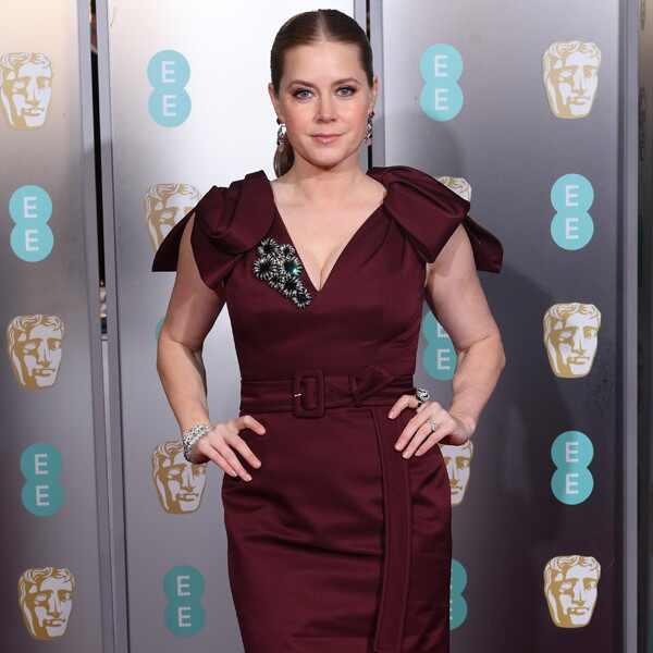 Amy Adams, 2019 BAFTAs