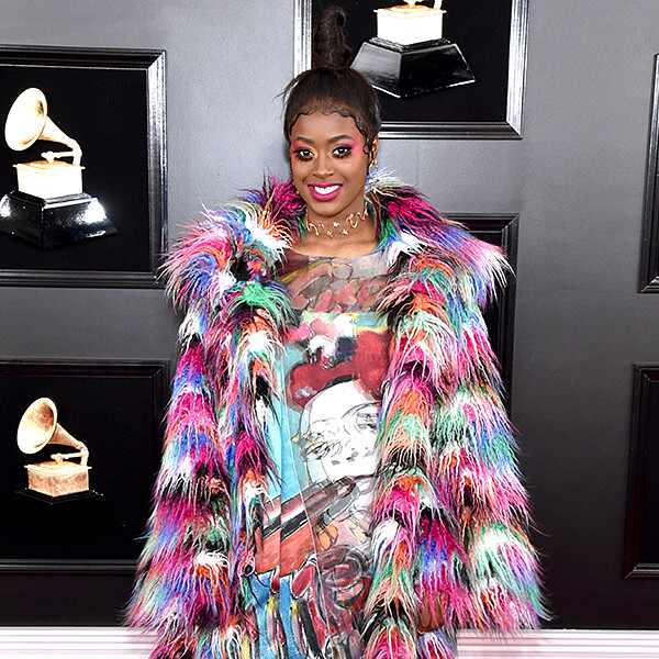 Tierra Whack, 2019 Grammys, Most outrageous outfits