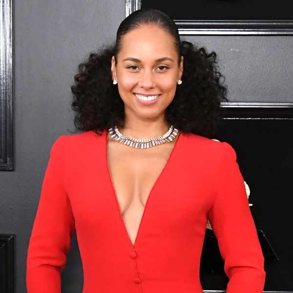 Alicia Keys, 2019 Grammys, 2019 Grammy Awards, Red Carpet Fashions
