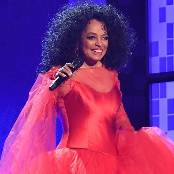 Diana Ross, 2019 Grammys, Grammy Awards, Performance