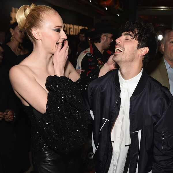 Sophie Turner, Joe Jonas, 2019 Grammys, After Party