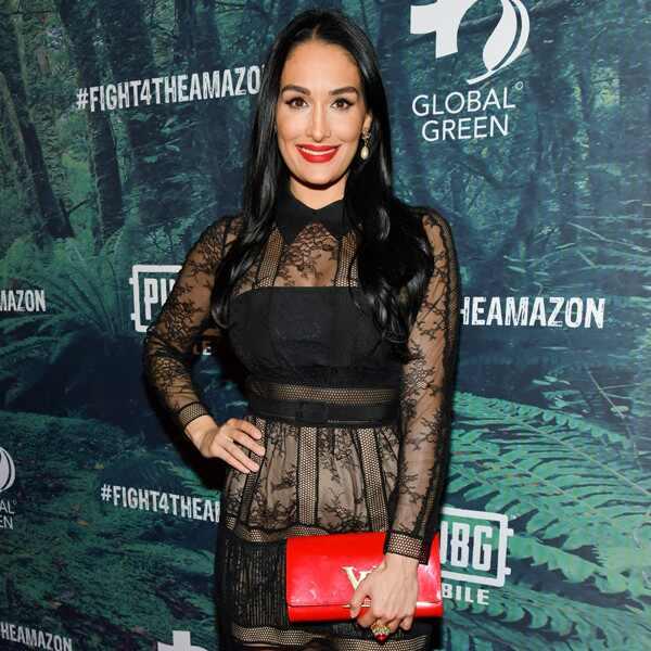 Nikki Bella, Fashion Police Widget