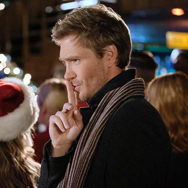 Hallmark Leading Men, Chad Michael Murray