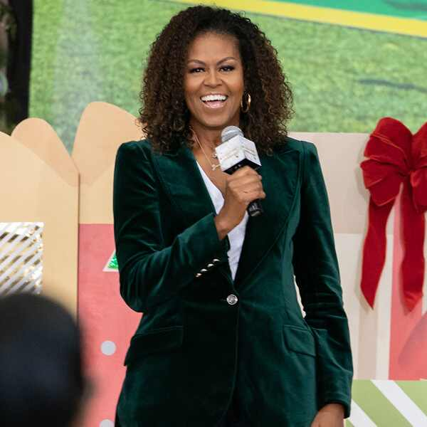 Michelle Obama, Ellen's Greatest Night of Giveaways