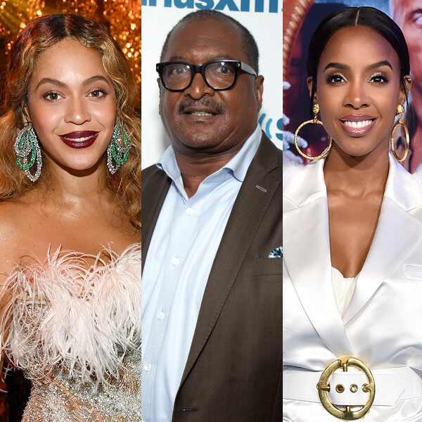 Beyonce, Matthew Knowles, Kelly Rowland