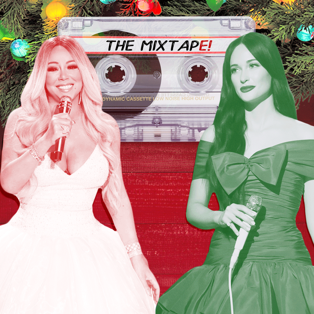 The MixtapE!, Christmas Music, Mariah Carey, Kacey Musgraves