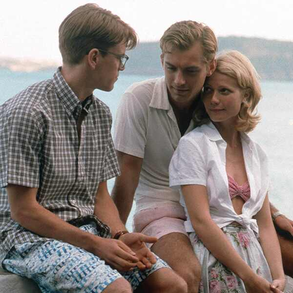 The Talented Mr. Ripley, Gwyneth Paltrow, Matt Damon, Jude Law