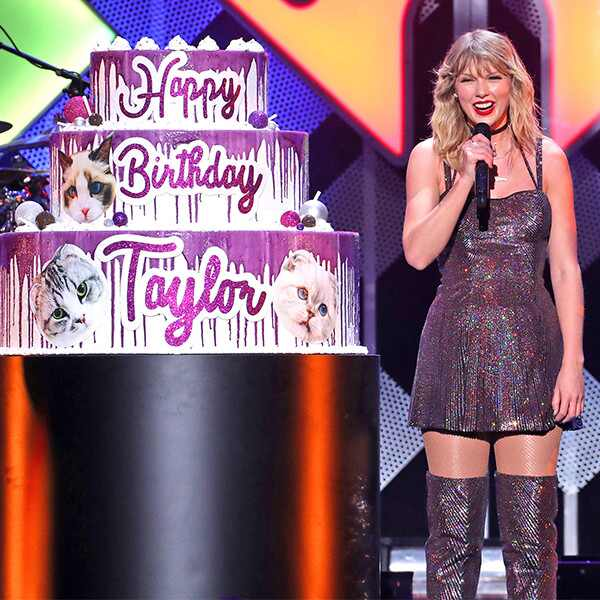 Taylor Swift, 30th Birthday, Jingle Ball