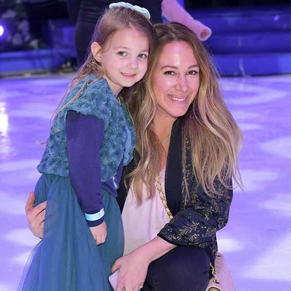 Disney On Ice, Haylie Duff, Ryan Ava Erhard