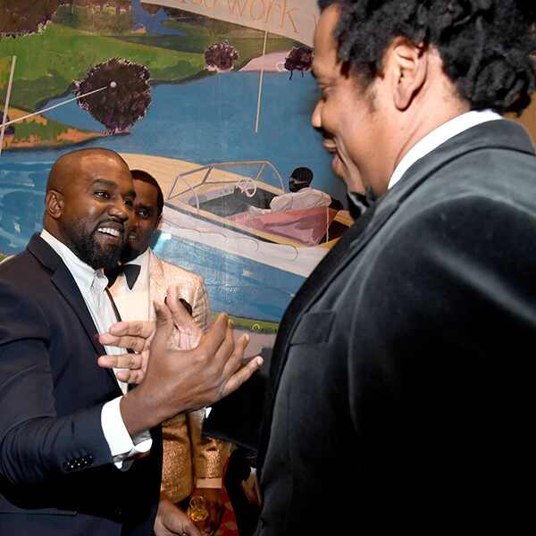 Kanye West, Jay-Z, Sean Combs 50th Birthday Bash