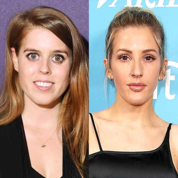 Princess Beatrice, Ellie Goulding