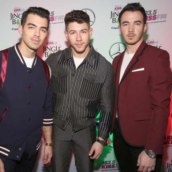 Joe Jonas, Nick Jonas, Kevin Jonas, Jonas Brothers