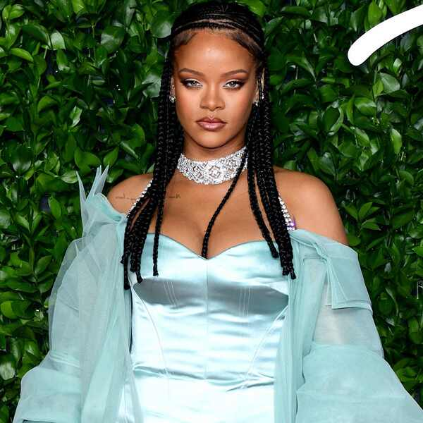 Rihanna, The Fashion Awards 2019