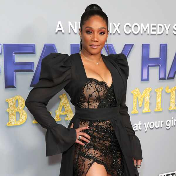 Tiffany Haddish, Fashion Police Widget