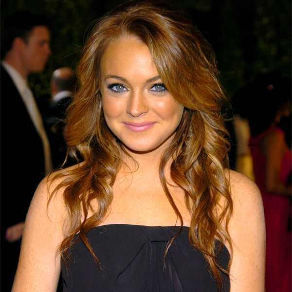 Lindsay Lohan, 2004