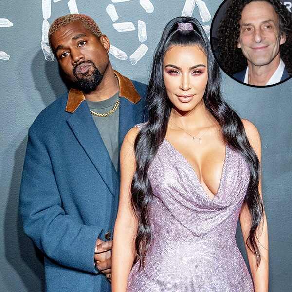 Kanye West, Kim Kardashian, Kenny G
