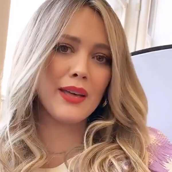 Hilary Duff, Instagram