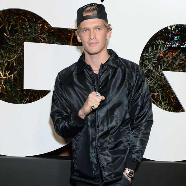 Cody Simpson, 2019 GQ Men Of The Year Celebration