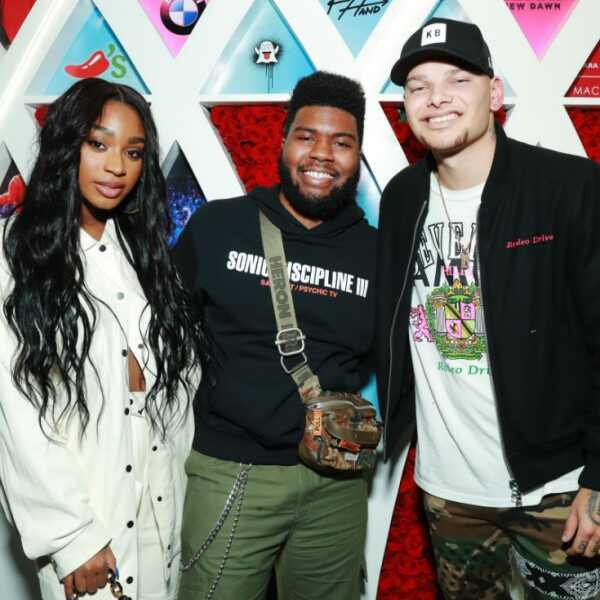 Normani, Khalid, Kane Brown