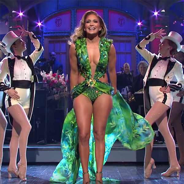 Jennifer Lopez, SNL