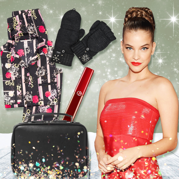 E-Comm: Barbara Palvin, Holiday Gift Guide