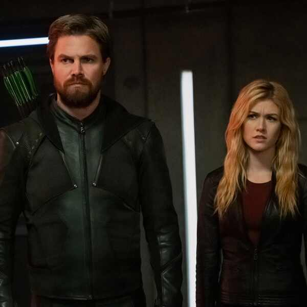 Crisis on Infinite Earths, Arrow