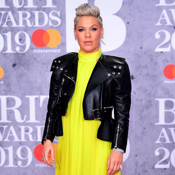 Pink, Brit Awards 2019