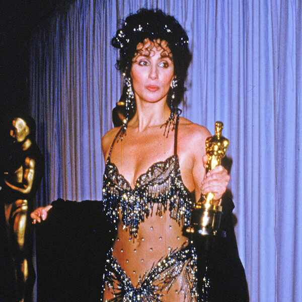 Cher, Academy Awards, Oscars 1988, Best Dresses