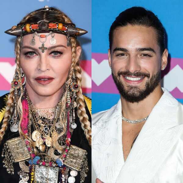 Madonna, Maluma