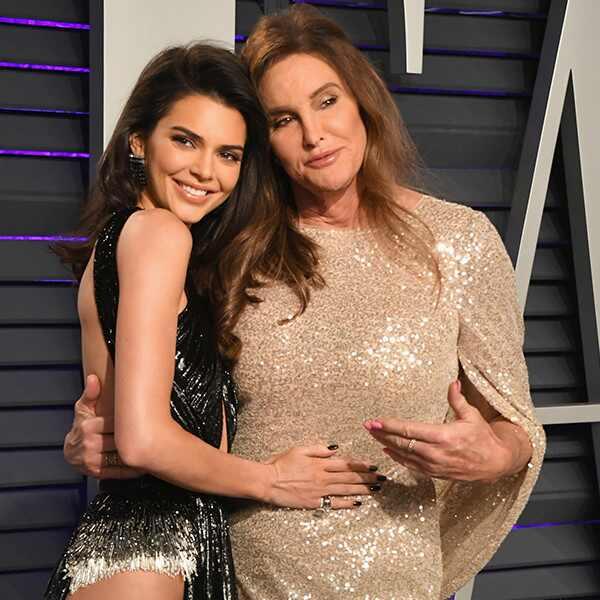 Kendall Jenner, Caitlyn Jenner, 2019 Vanity Fair Oscar Party, 2019 Oscars