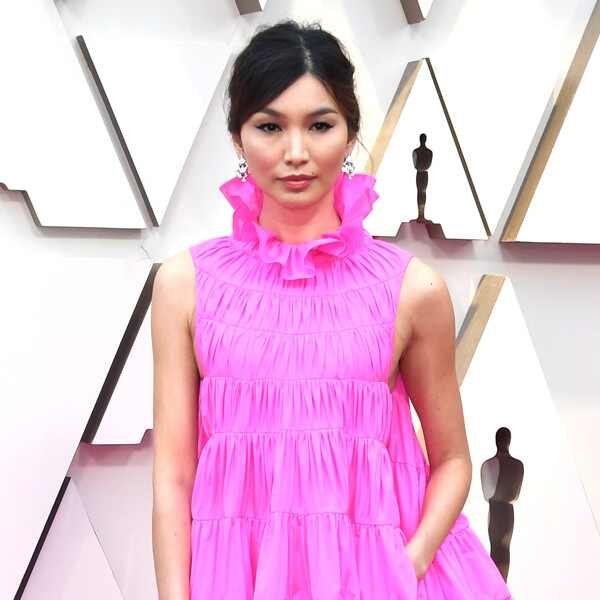Gemma Chan, 2019 Oscars, 2019 Academy Awards, Red Carpet Fashions
