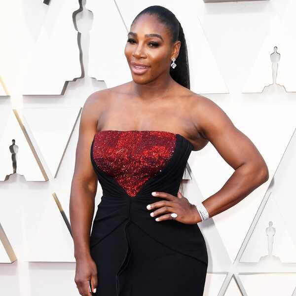Serena Williams, 2019 Oscars, 2019 Academy Awards, Red Carpet Fashions