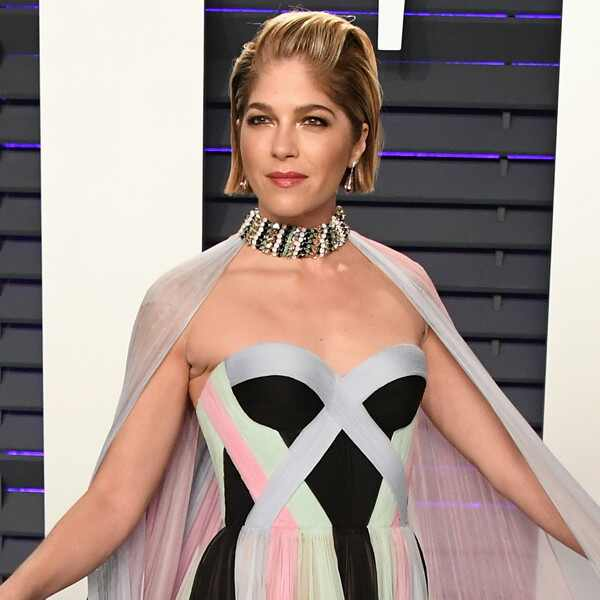 Selma Blair, 2019 Vanity Fair Oscar Party, 2019 Oscars