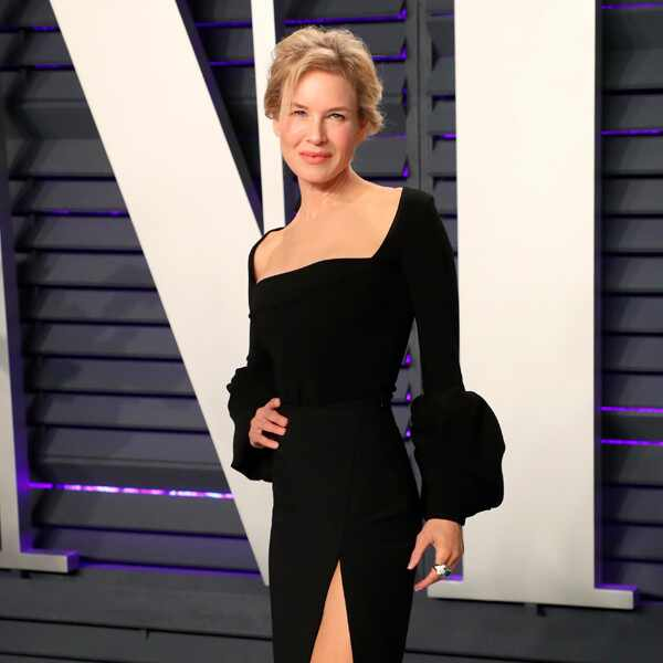 Renee Zellweger, 2019 Vanity Fair Oscar Party, 2019 Oscars