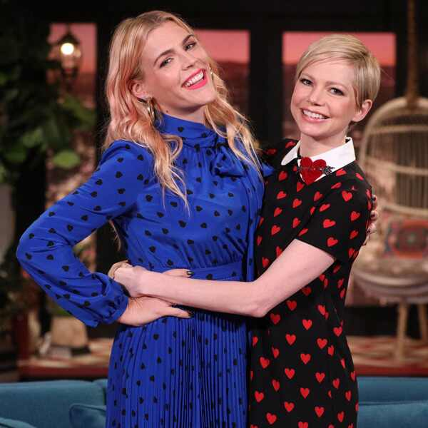 Busy Philipps, Busy Tonight, Michelle Williams