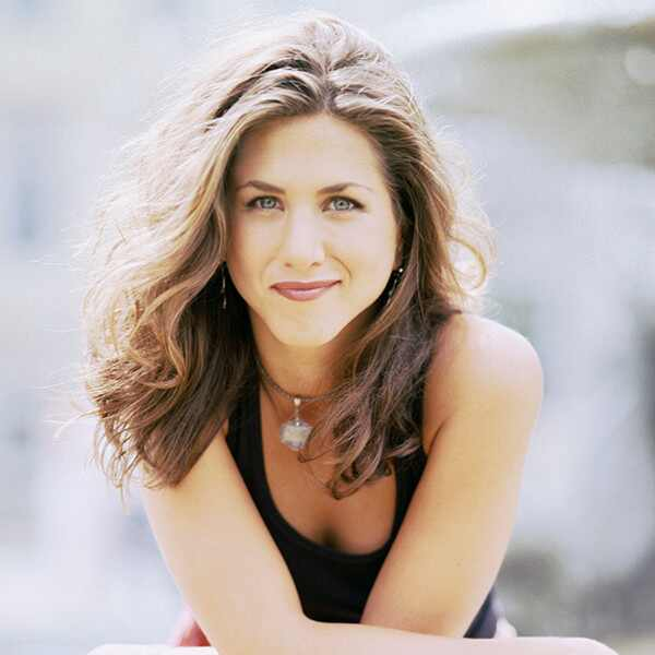 Jennifer Aniston, Friends Portrait