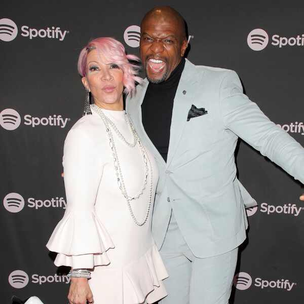 Rebecca Crews, Terry Crews, Spotify Best New Artist 2019 Party, Grammys