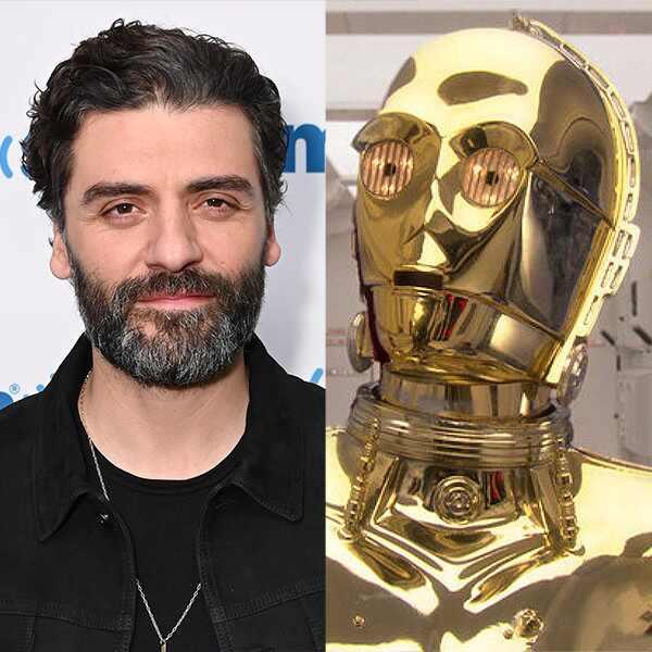 Oscar Isaac, CP30