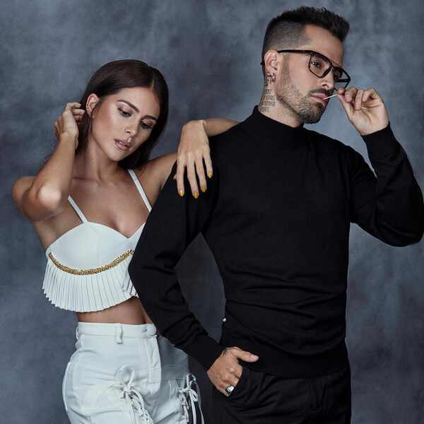Greeicy Rendon, Mike Bahia