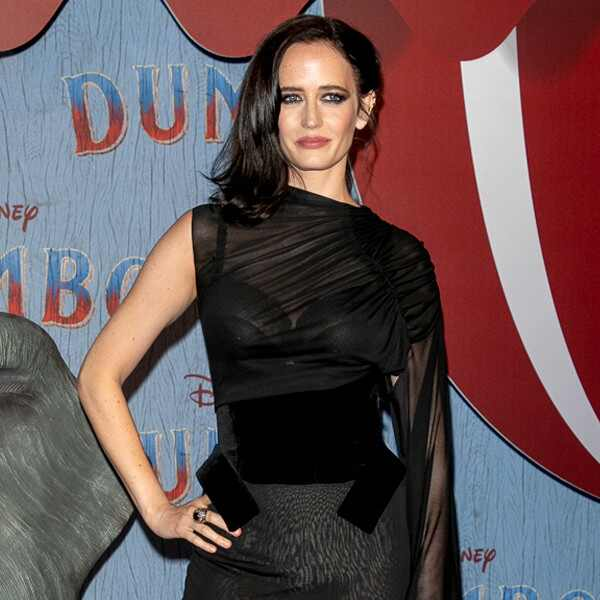 Eva Green, Paris Dumbo Screening