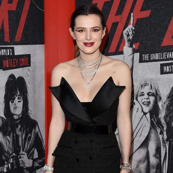 Bella Thorne, The Dirt Premiere