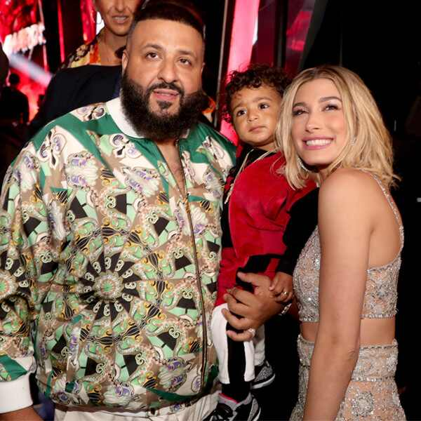 DJ Khaled, Asahd Tuck Khaled, Hailey Baldwin