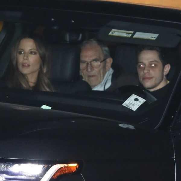 Kate Beckinsale, Pete Davidson, Roy Battersby