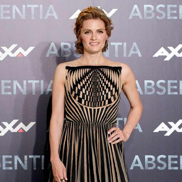 Stana Katic, Absentia Premiere, Madrid
