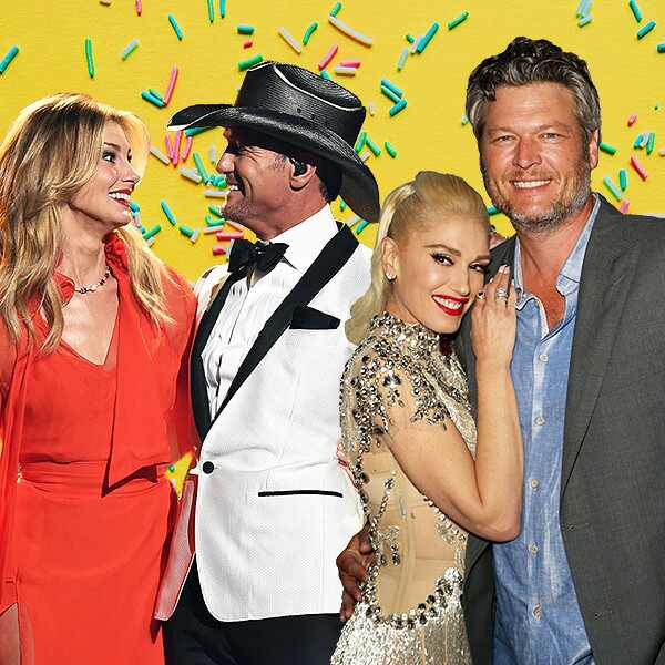 Ultimate Power Couple Tournament, Faith Hill, Time McGraw, Gwen Stefani, Blake Shelton