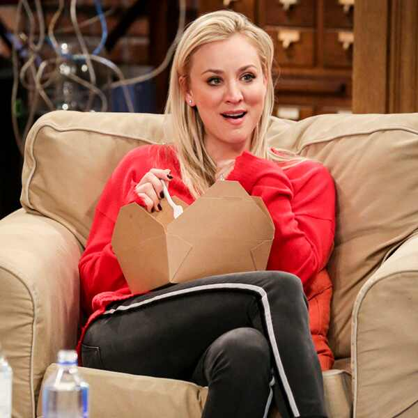 The Big Bang Theory, Kaley Cuoco