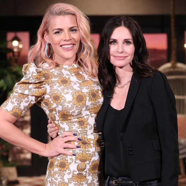 Busy Philipps, Busy Tonight, Courteney Cox