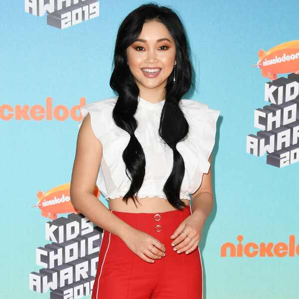 Lana Condor, Nickelodeon 2019 Kids Choice Awards, Arrivals